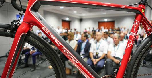 Дороже Lanos: Ferrari представили велосипед за ?15 тысяч