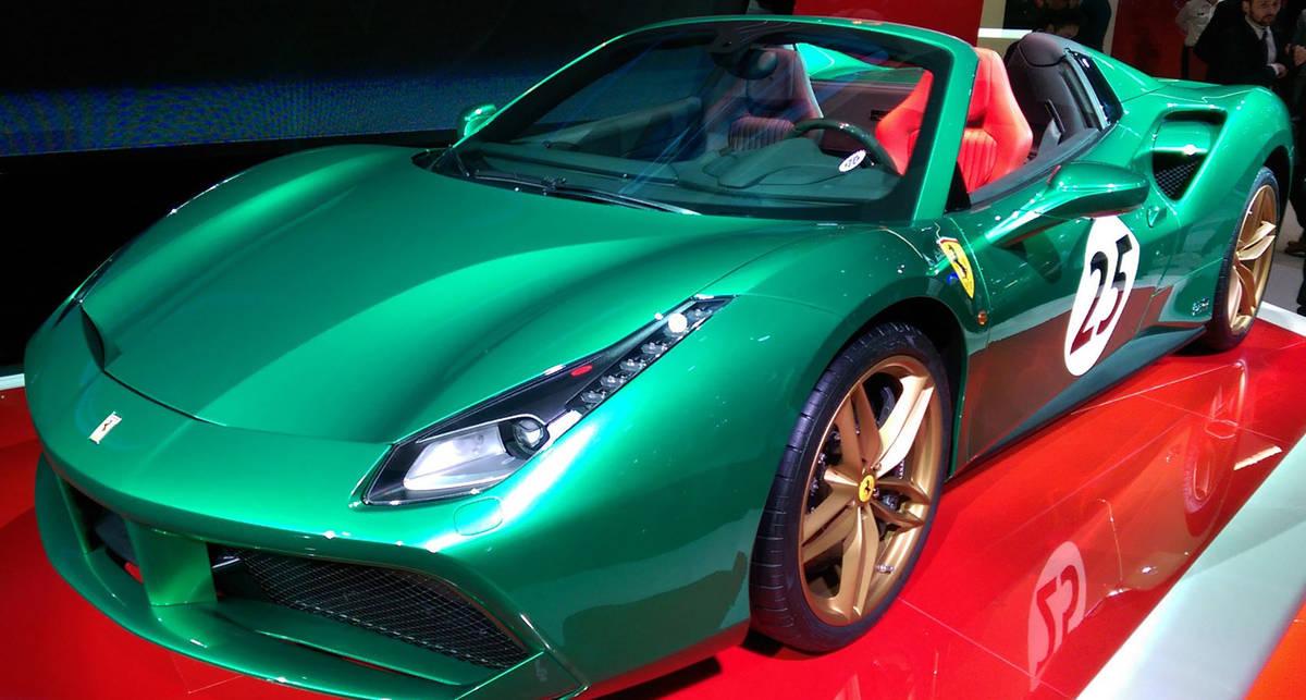 7 супер-Ferrari, ради которых не жалко бросить пить