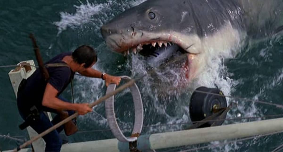 Можно ли поймать акулу на струну для рояля