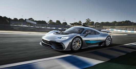 275 авто по ?2,2 млн: самый дорогой тираж Mercedes за историю компании