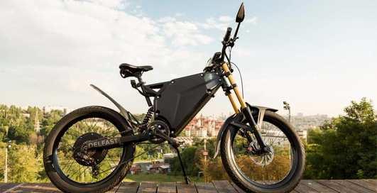DelFast: украинский электробайк с запасом хода еще больше, чем у Tesla