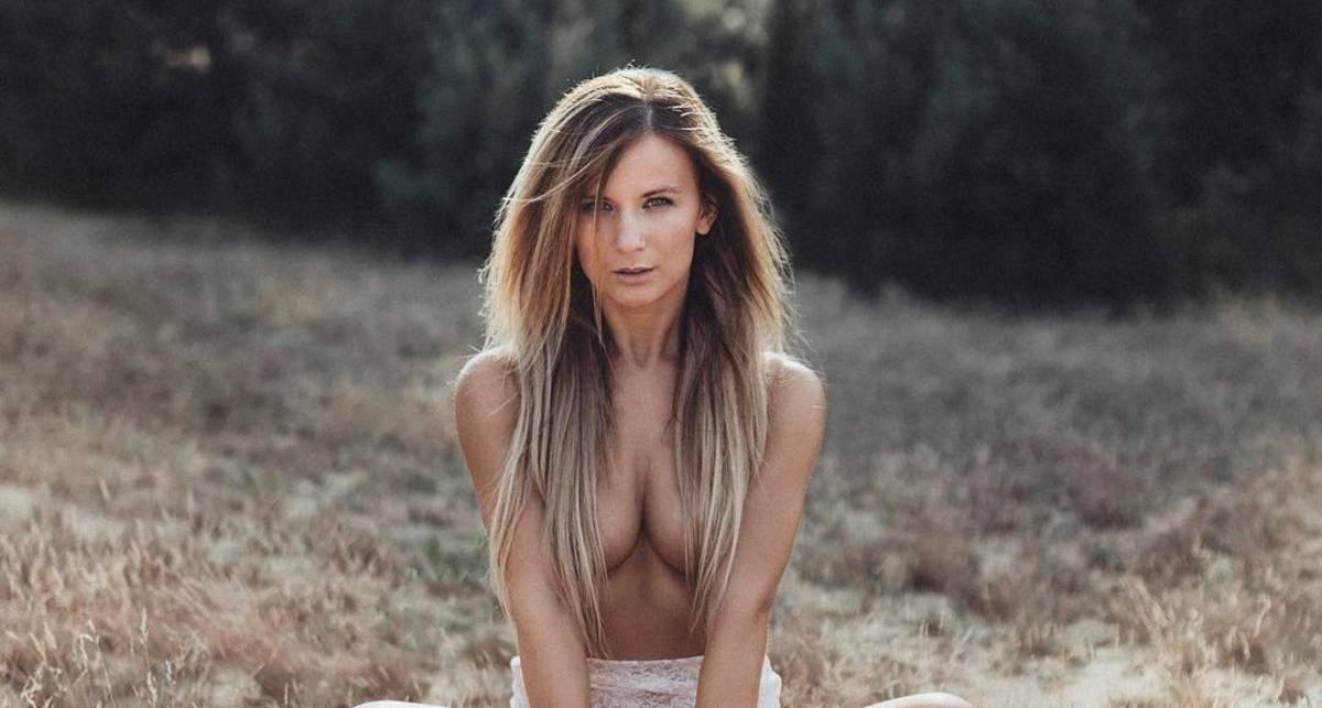 Красотка дня: модель-конспиратор Эвелина