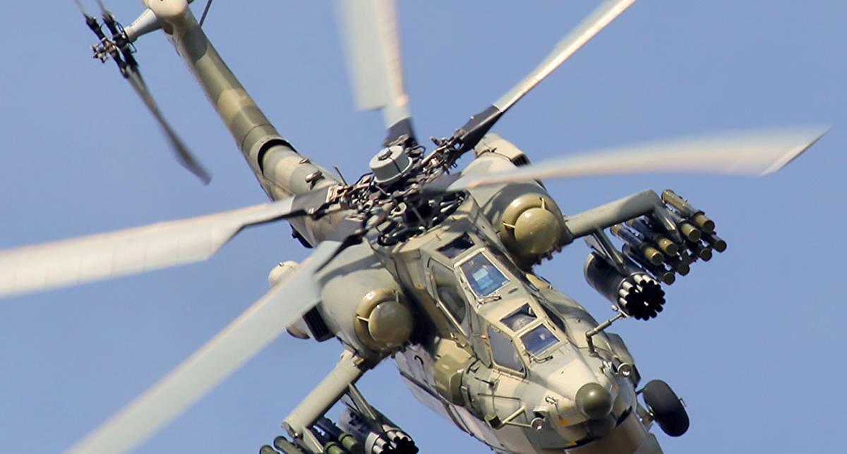 Ударные вертолеты: 10 лучших во всем мире