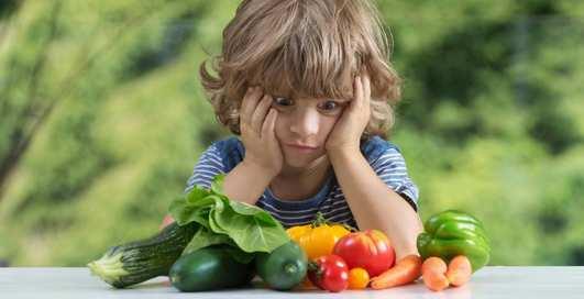 Отпрыски вегетарианцев вырастают наркоманами — ученые