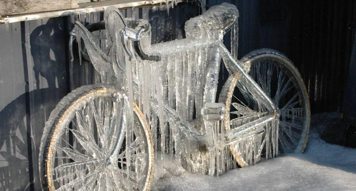 Осенняя консервация или как подготовить велосипед к зиме