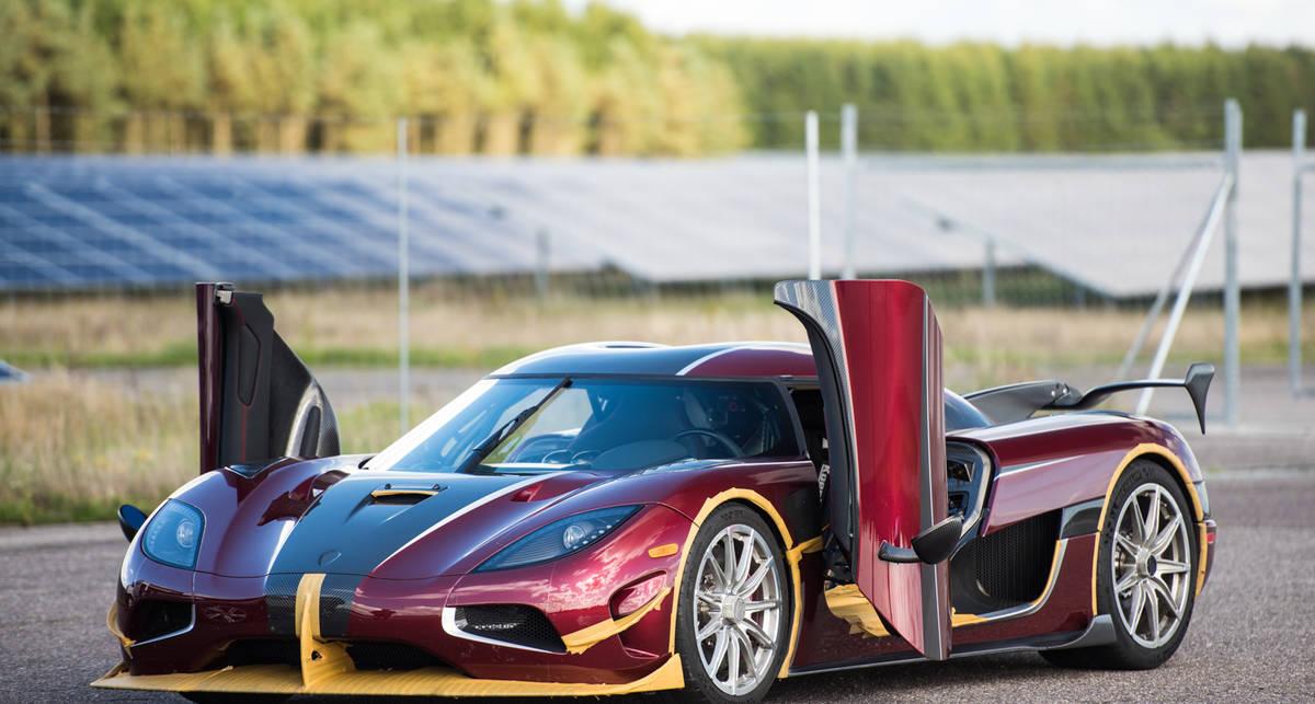 Chiron порвали: Koenigsegg Agera RS поставил новый рекорд скорости