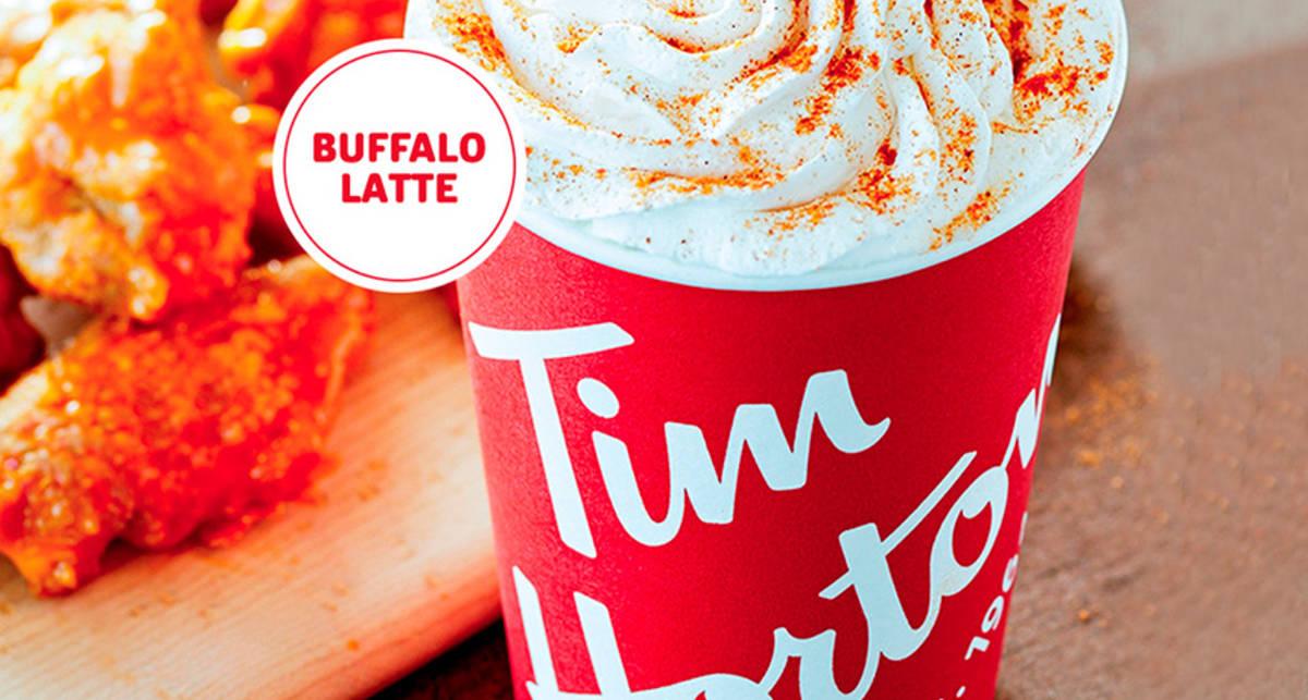 Буффало Латте: в США придумали кофе со вкусом куриных крылышек