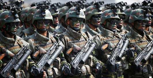 Военные учения спецназа: 4 самых чокнутых