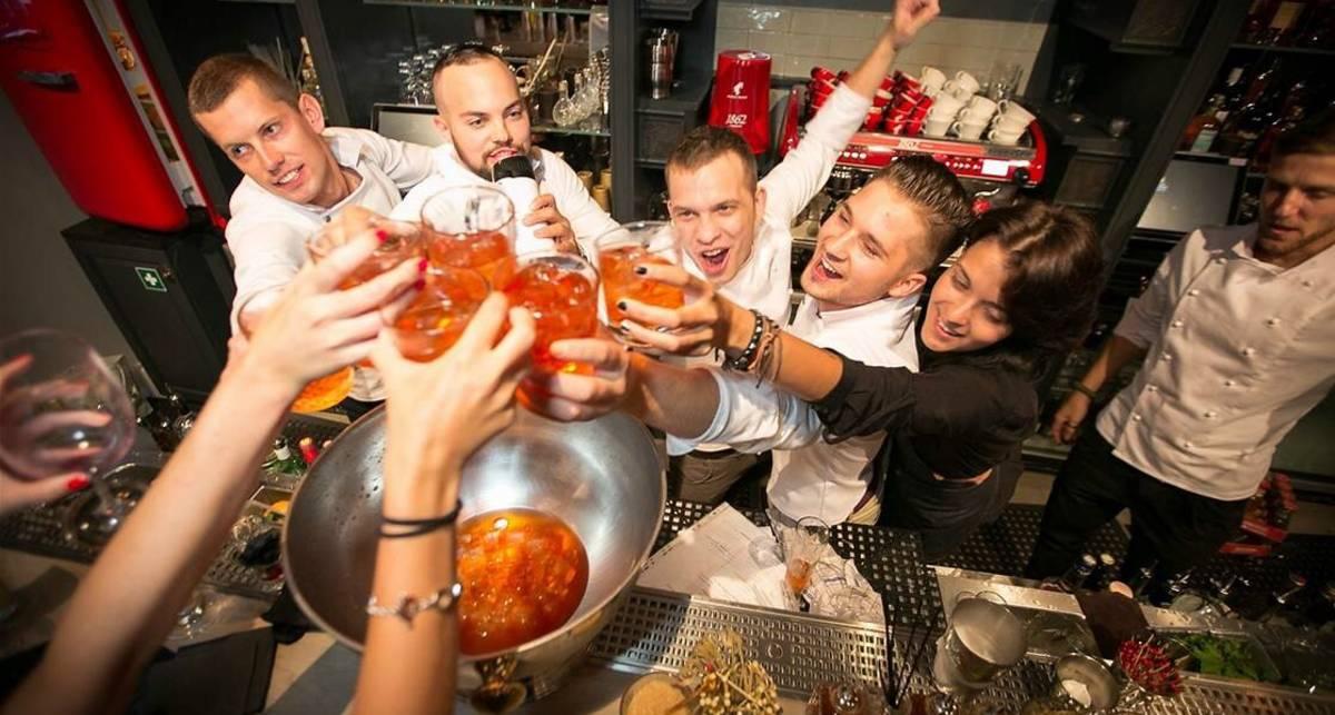 Алко-полиглот: спиртное помогает понимать иностранные языки