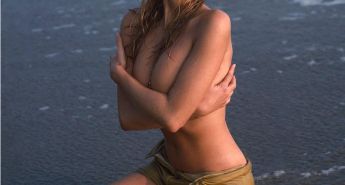 Клаудия Шиффер: стыдные фото модели 30-летней давности