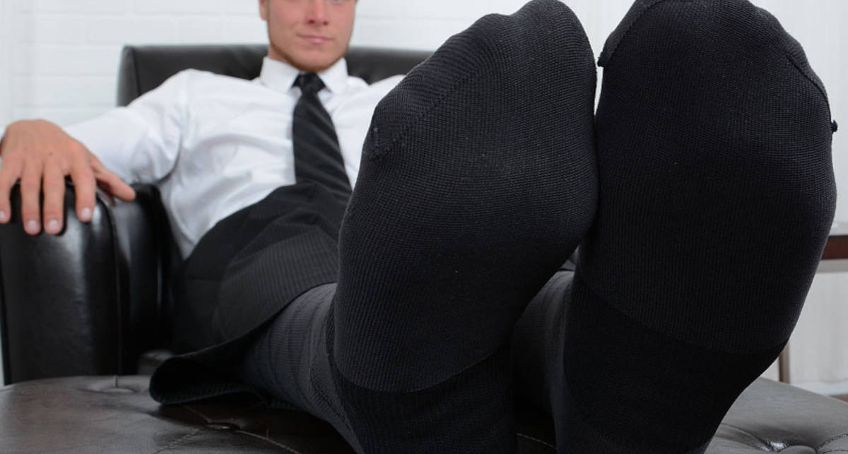 Ласты долголетия: о чем говорит размер твоей ноги