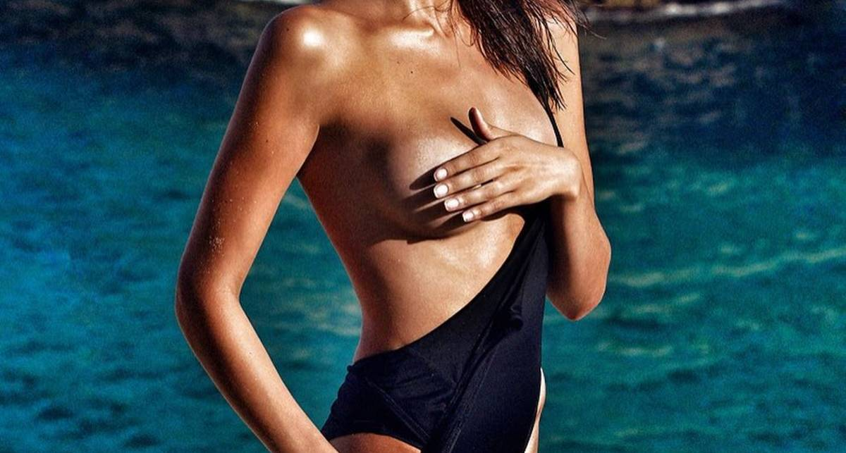 Красотка дня: бразильская модель Талита Хопп