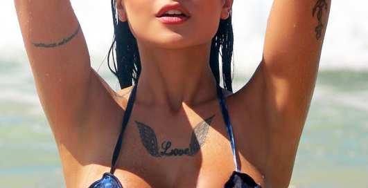 Красотка дня: бразильская модель Жаклин Феррейра