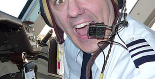 Может ли гель для волос стать причиной взрыва в кабине пилота