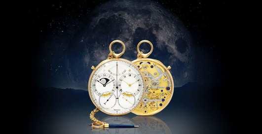 Space Travellers' Watch: самые дорогие часы за всю историю человечества