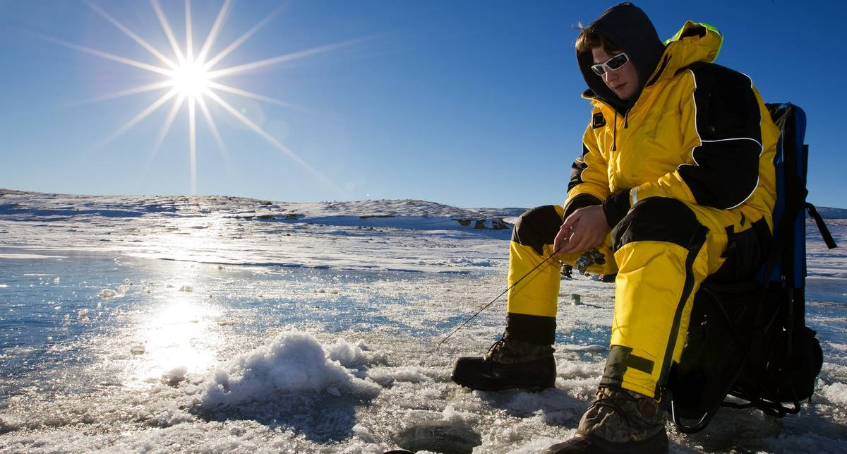 Зимняя рыбалка: 5 must have холодного сезона