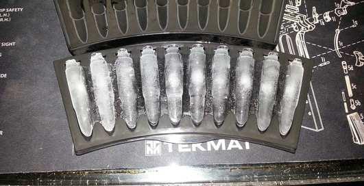 Можно ли убить пулей изо льда и не оставить следов для экспертизы