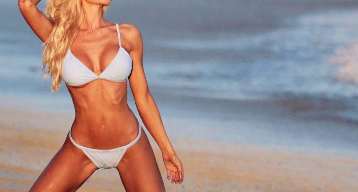 Красотка дня: американская модель Анна Катарина