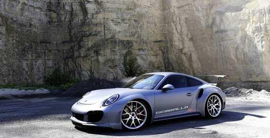 Лошадиная мощь: 10 самых заряженных Porsche на планете