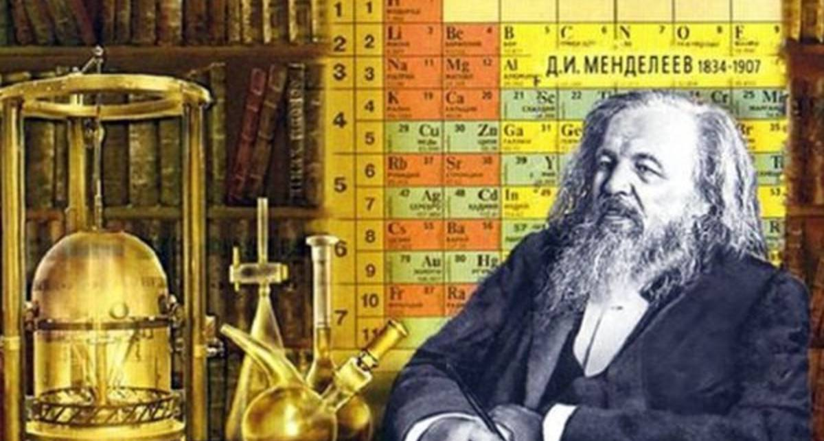 Химический эксперимент, который превратит тебя почти в Менделеева