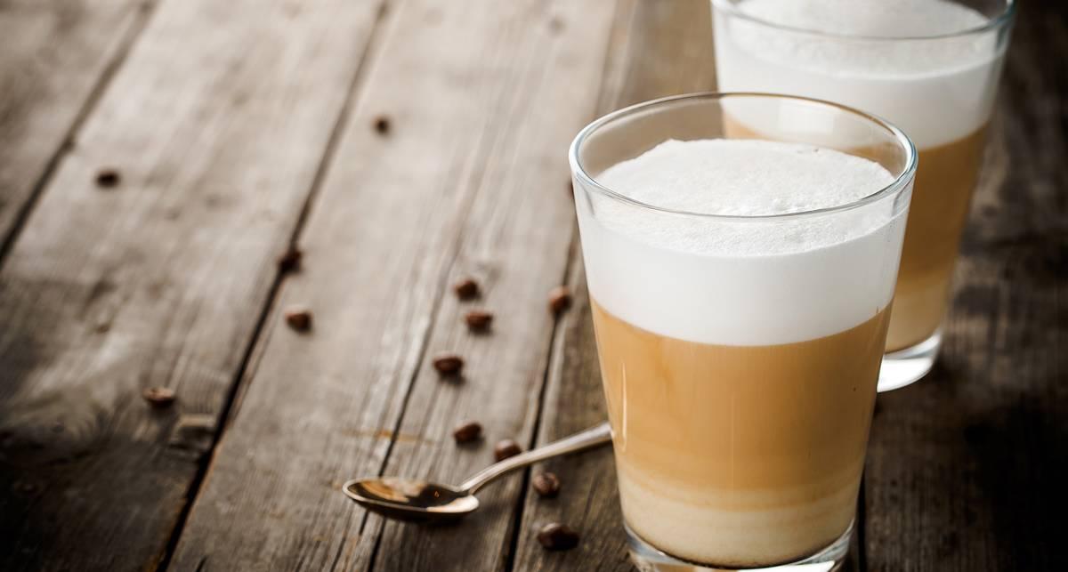 Рецепт латте в домашних условиях и без кофемашины
