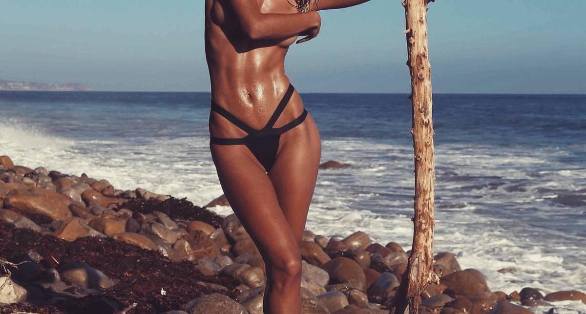 Красотка дня: калифорнийская модель Аманда Пиццикони