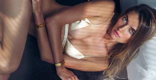Красотка дня: украинская топ-модель Алина Байкова