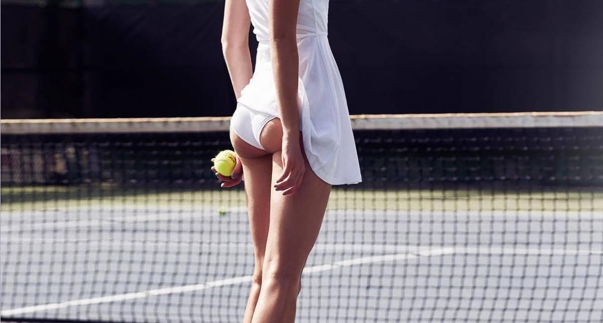 Красотка дня: американская модель Фарис Уиллауэр