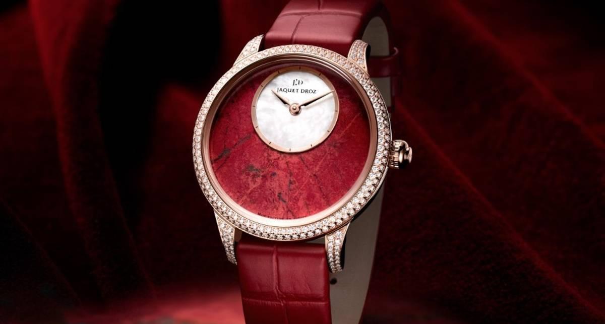 Часы Jaquet Droz: идеальный подарок на День святого Валентина
