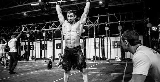 Как CrossFit помог добиться успеха: история украинского атлета