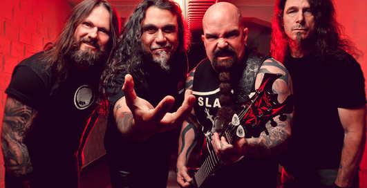 Slayer, прощай: 5 самых злых и легендарных песен группы