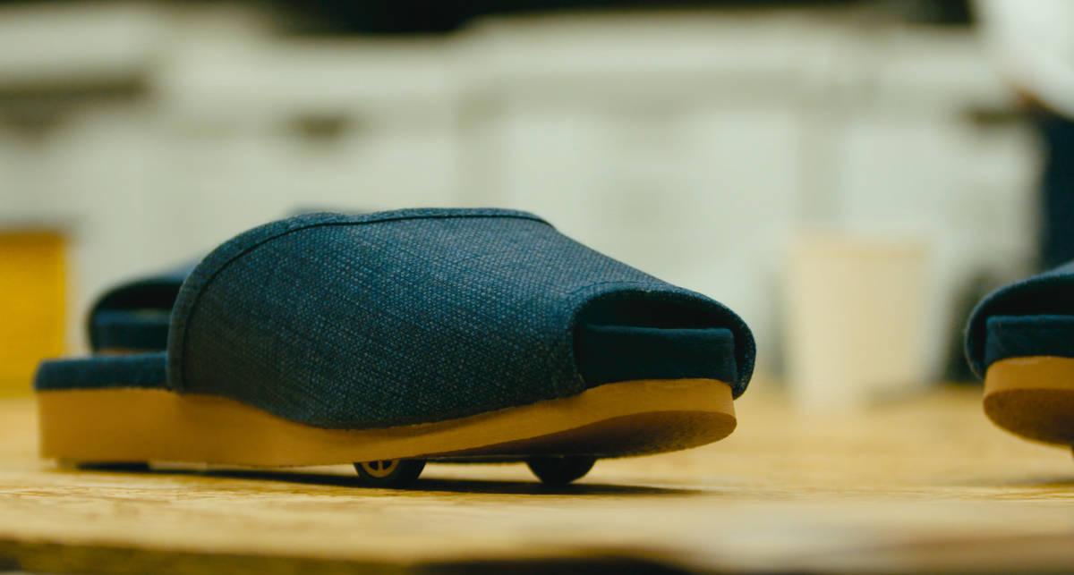 Тапочки Nissan: домашняя обувь с парковкой и автопилотом