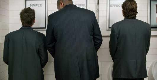 Мужской туалет: 10 правил этикета