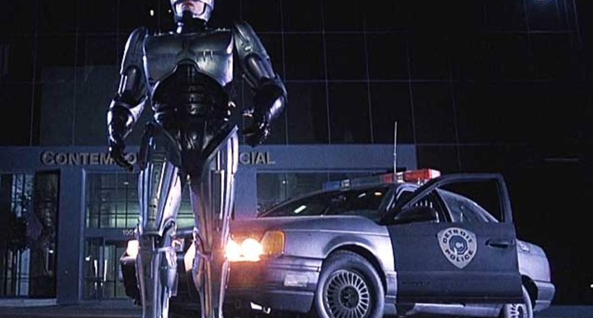 Ford-робокоп: в США строят полицейского-беспилотника