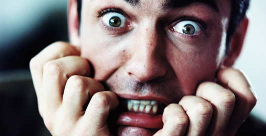 5 чокнутых фобий, которые бывают только у мужчин