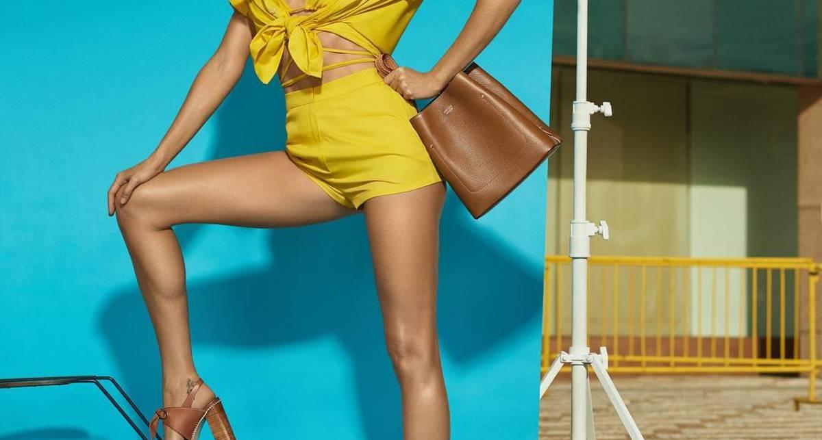 Красотка дня: уже не самая дорогая модель Жизель Бюндхен