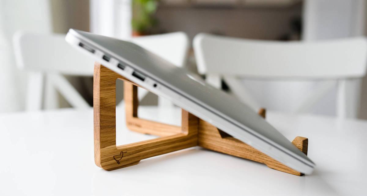 Как сделать подставку для ноутбука своими руками
