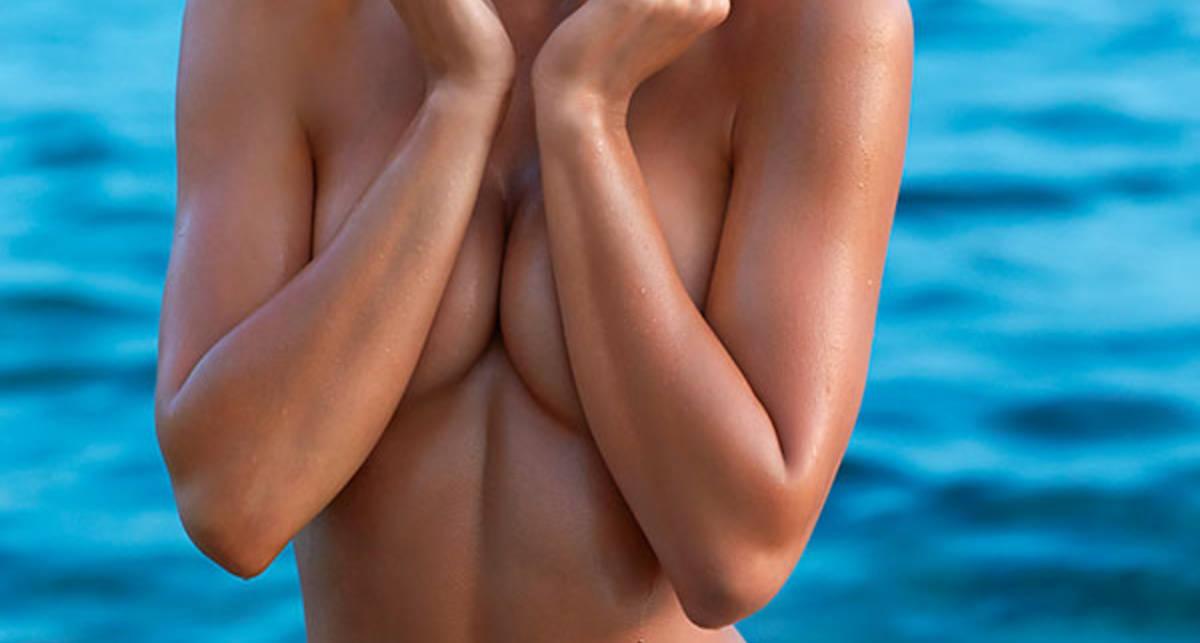 Красотка дня: модель из Лас-Вегаса, Каролин Келли