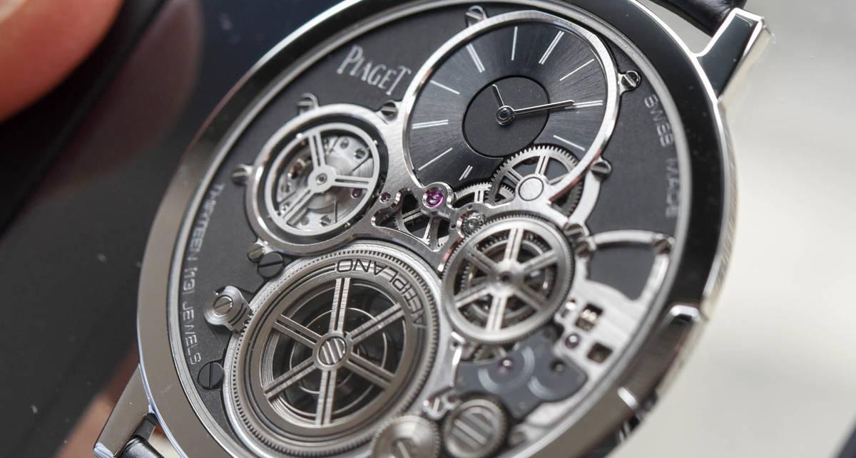 Толщина — 2 мм: как выглядят самые тонкие часы в мире