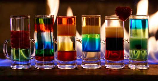 Скользкий сосок и конская сперма: 10 коктейлей с мерзкими названиями