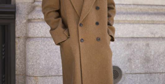 Весна 2018: самые модные мужские пальто сезона