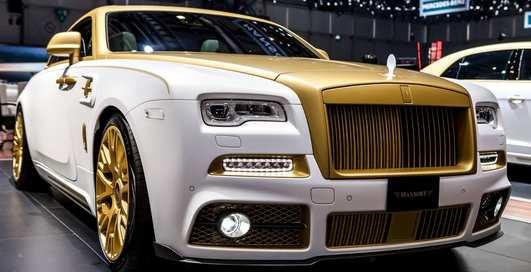 С днем рождения, Rolls-Royce: 5 самых дорогих авто бренда