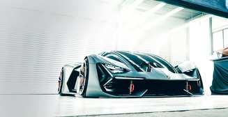 Tesla, умри: Lamborghini строят электрокар третьего тысячелетия