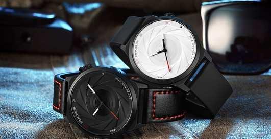 """7 моделей наручных часов, от которых """"плавятся мозги"""""""
