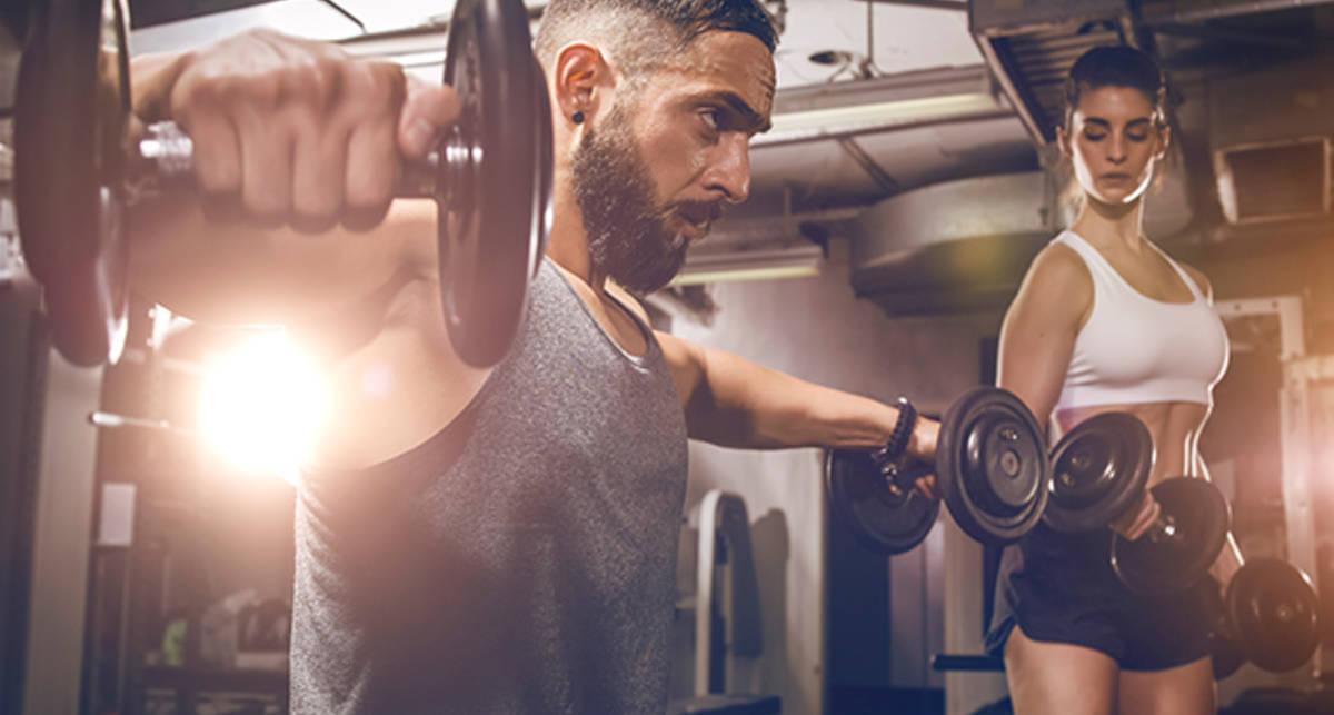 Как накачать тело, как у олимпийского спортсмена
