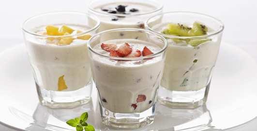 Самый простой способ приготовить йогурт без йогуртницы