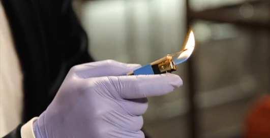 Мужской лайфхак: как сделать паяльник из зажигалки