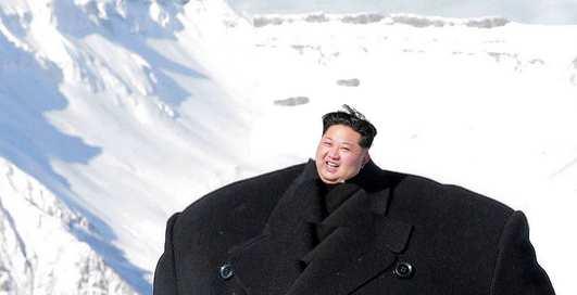 Ким Чен Ын и его маленькая головка: новая волна троллинга в Сети