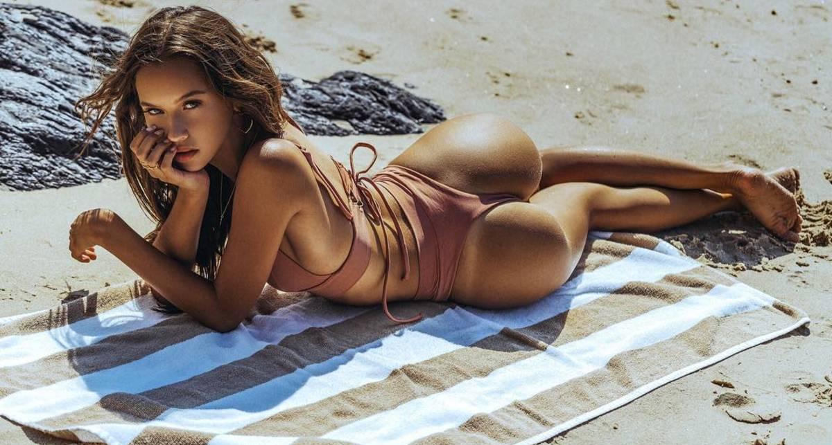 Красотка дня: австралийская модель Изабель Матерс