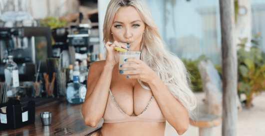 Самый сексуальный способ приготовить коктейль Маргарита